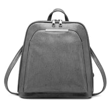Load image into Gallery viewer, Leather Backpack - Camila