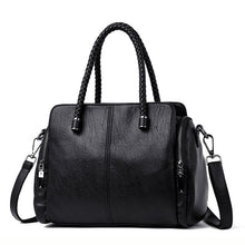 Load image into Gallery viewer, Genuine Leather Tote - Emily
