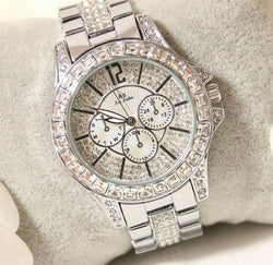 Women's Shiny Crystal Watch