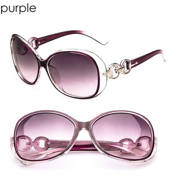 Women's UV Oversized Sunglasses