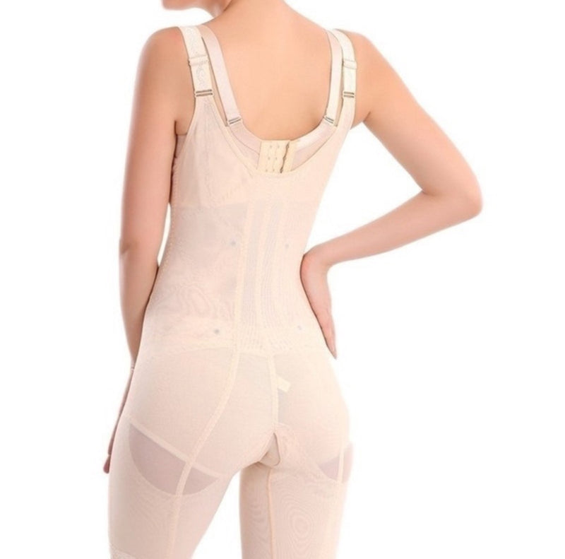 Women's Fat Burning Tummy Control Bodysuit