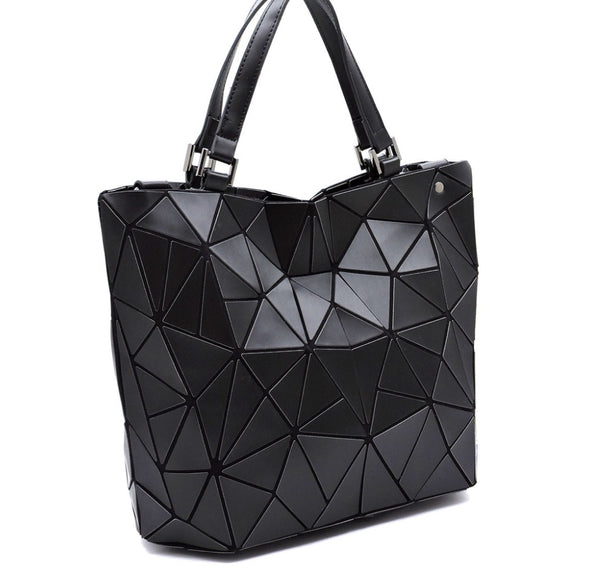Women's Geometric Pattern Handbag