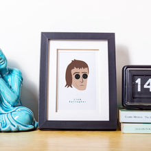 Load image into Gallery viewer, Liam Gallagher Print