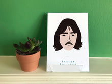 Load image into Gallery viewer, George Harrison Print
