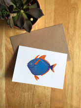 Load image into Gallery viewer, Opah - Greeting Card