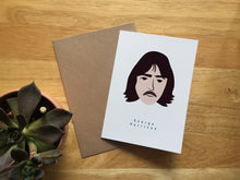 Load image into Gallery viewer, George Harrison - Greeting Card