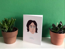 Load image into Gallery viewer, John Lennon - Greeting Card