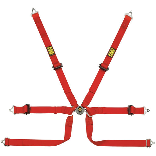 OMP Harness - Formula Super Lightweight Pull Up DA0206BHSL