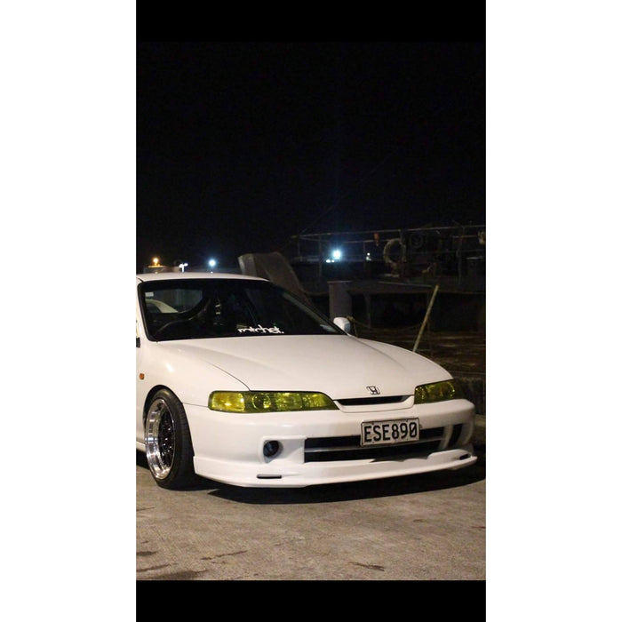 "HC Racing Front Lip - Dc2 Facelift ""M Style""-Lips, Flares & Kits-Speed Science"