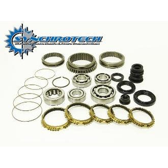 Synchrotech Master Rebuild Kit - B Series Cable w' Sleeves-Transmission Rebuild Kits-Speed Science
