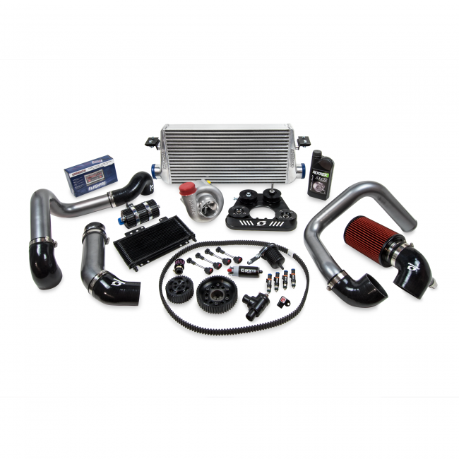 Kraftwerks Supercharger System - S2000 Ap2 incl FlashPro-Supercharger Kits-Speed Science