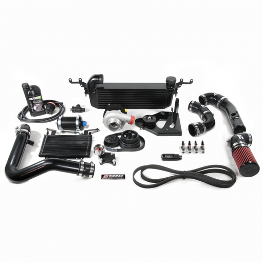 Kraftwerks '06-'15 MX5 Supercharger System - Black Edition w/o Tuning Solution