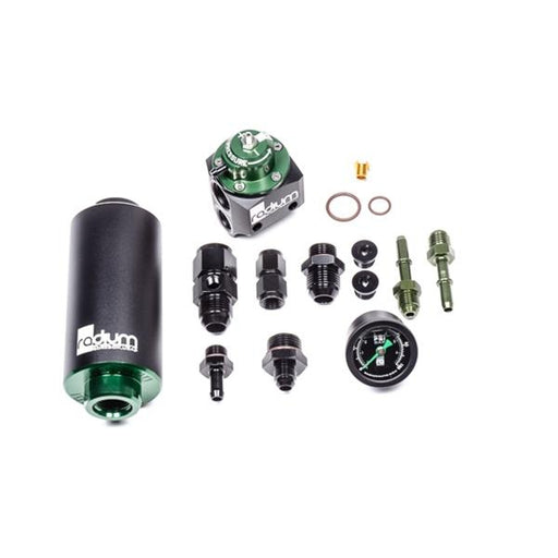 Radium FPR and Fuel Filter Kit, BMW E46 M3