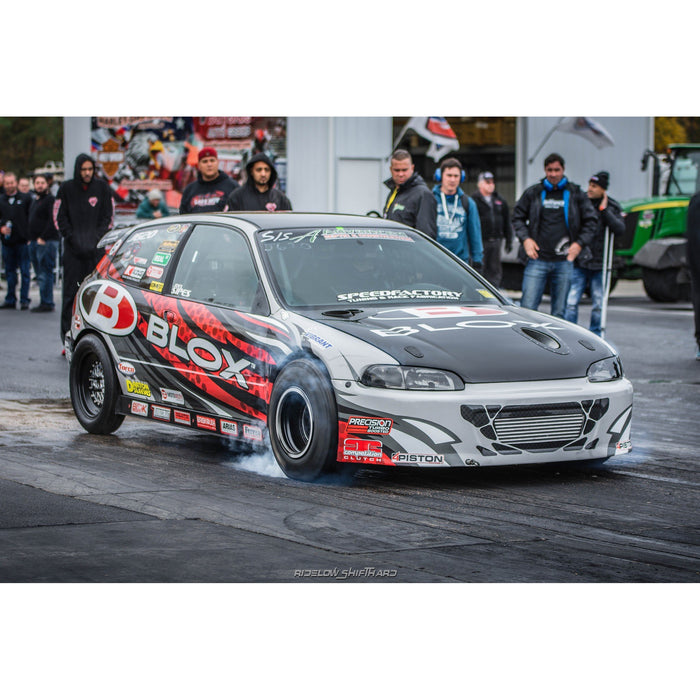 BLOX Racing Drag Pro Series Coilovers - EG/EK/DC-Coilover Kits-Speed Science