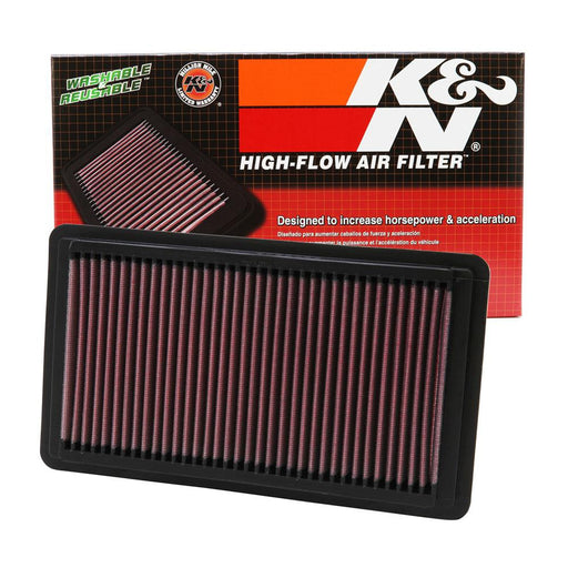 K&N Panel Filter - FD2-Air Filters-Speed Science