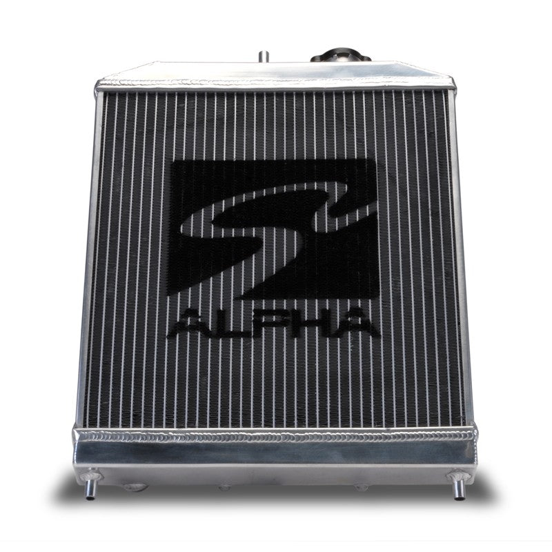Skunk2 Alpha Alloy Radiator - EG/Ek Half Size-Radiators-Speed Science