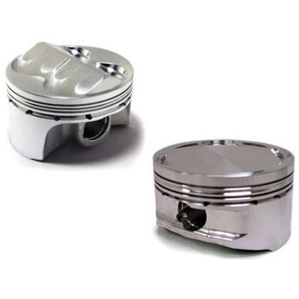 Brian Crower Pistons CP Custom w/ Pins Rings & Locks Honda F20C/F22C Stroker