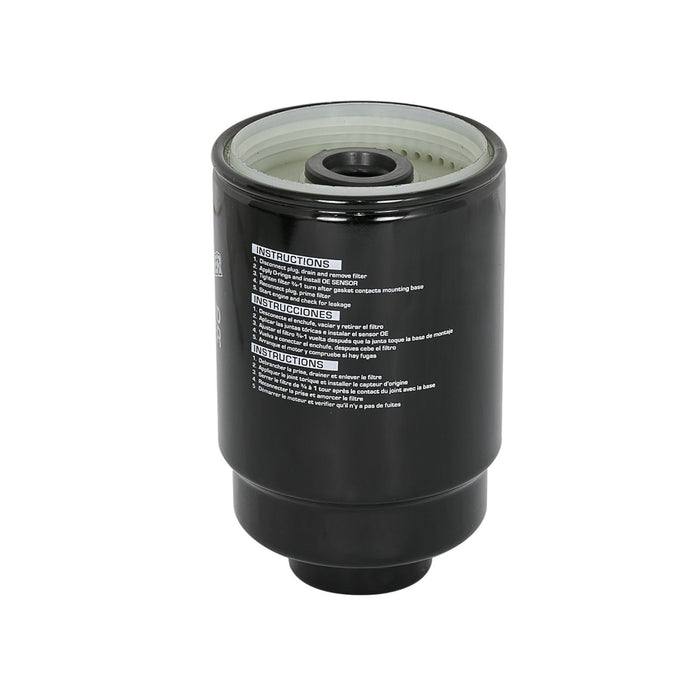 aFe Power Pro Guard D2 Fuel Filter GM Diesel Trucks 01-16 V8-6.6L (td) LLY/LBZ/LMM/LML