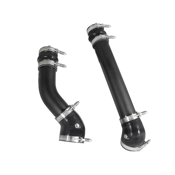 aFe Power BladeRunner 3 IN Aluminum Hot and Cold Charge Pipe Kit Dodge Diesel Trucks 94-02 L6-5.9L (td)