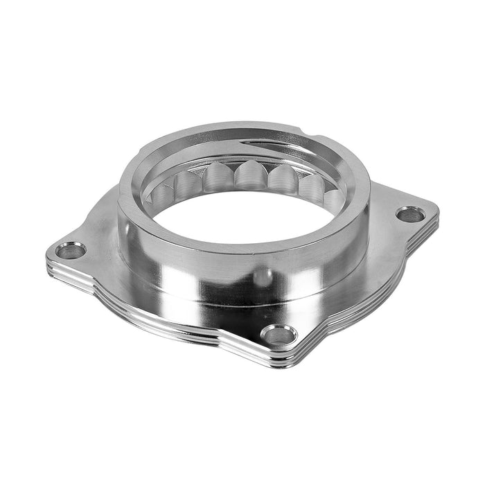 aFe Power Silver Bullet Throttle Body Spacer Kit BMW 545i/550i/645Ci/650i/750i (E60/63/64) 04-10 /X5 (E53) 06-08 V8-4.4/4.8L (N62)