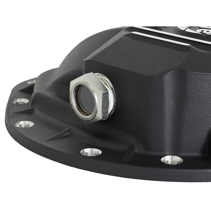 aFe Power Street Series Front Differential Cover Dodge Diesel Trucks 03-12 L6-5.9/6.7L (td)