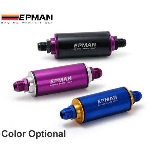 EPMAN Billet Fuel Filter-Fuel Filters-Speed Science