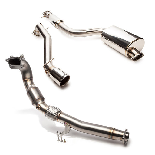COBB Turbo Back Exhaust System - MS3 Gen 1