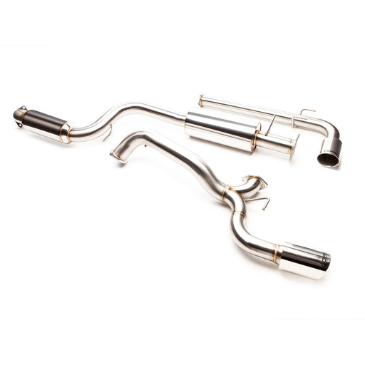 "COBB 3"" Stainless Catback Exhaust - MS3 Gen 2"