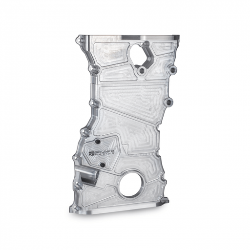 Skunk2 Billet Timing Chain Cover - K24 - Raw