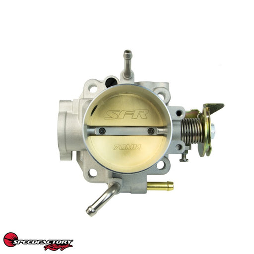 SpeedFactory 70mm Cast Throttle Body - B/D/H/F Series-Throttle Bodies-Speed Science