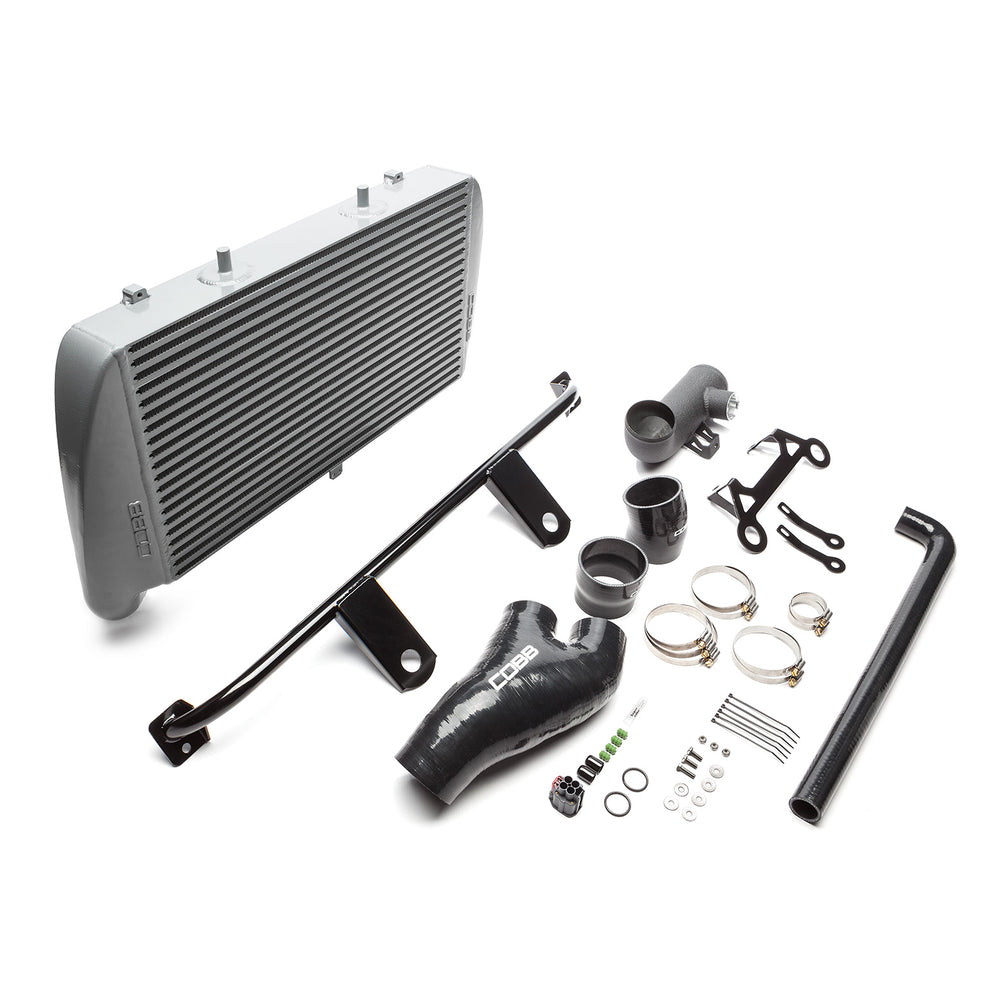 COBB Ford Front Mount Intercooler Silver F-150 Ecoboost Raptor / Limited / 3.5L / 2.7L