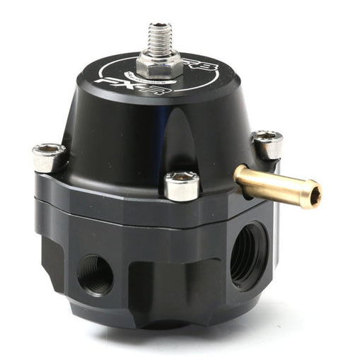 GFB FX-R Fuel Pressure Reg - 1:1 Rising Rate 1500hp AN6 In/Out Ports 1/8NPT Gauge & Sender Ports