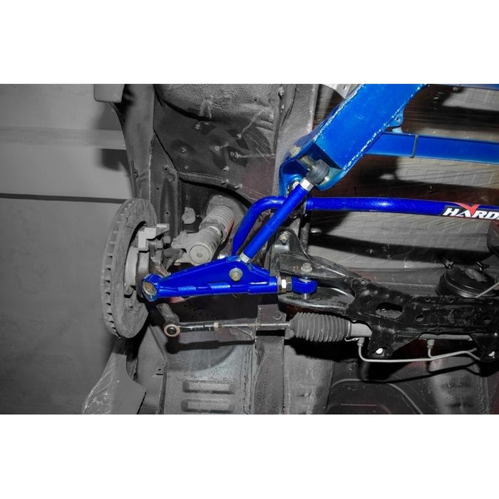 Hard Race Front Adjustable Lower Control Arm+Sway Bar Link V2, Minimum +25Mm Extend Nissan, 180Sx, Silvia, S13