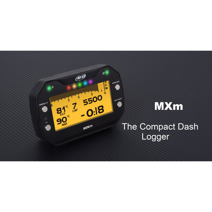 AiM Dash Logger MXm-Race Dashes-Speed Science