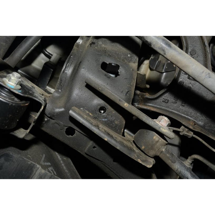 Hard Race Rear Lower Structure Brace Subaru, Sj 14-18