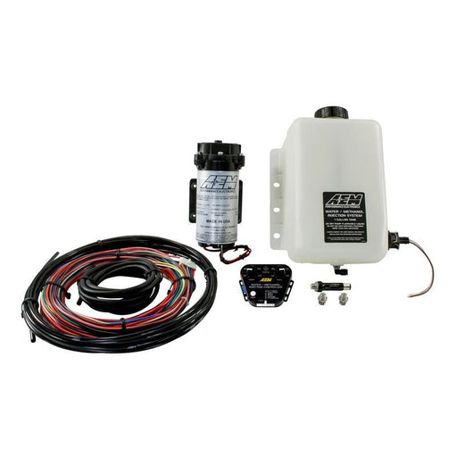 AEM V2 One Gallon Water/Methanol Injection Kit - Multi Input