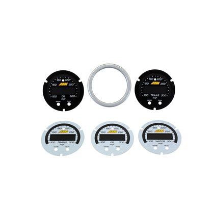 AEM X-Series Temperature Gauge Accessories Kit