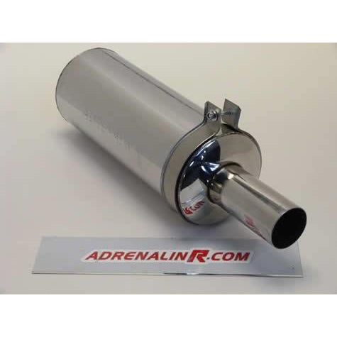 AdrenalinR Mufflers 7inch old school straight tip