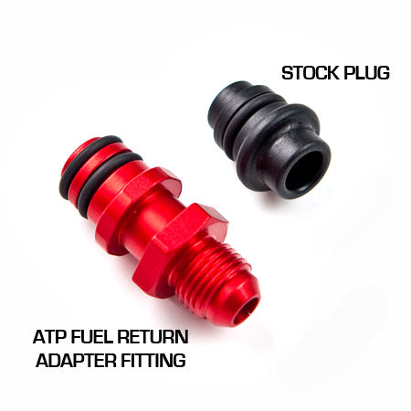 ATP Turbo Hyundai Genesis Coupe 2.0T (2010 to 2012) Fuel Return Adapter Fitting