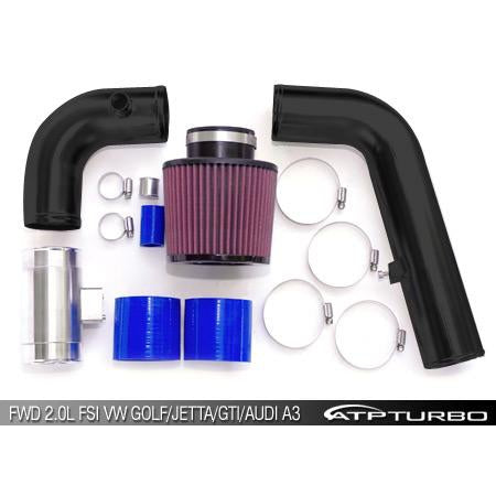 "ATP Turbo 3.0"" Modular Intake Kit VW Golf/Jetta/GTI/Audi A3 2.0TFSI Turbo"
