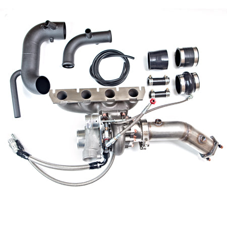 ATP Turbo GEN2 - GTX2860R Internally Wastegated - 2.0T FSI B7 Audi A4 (450HP)