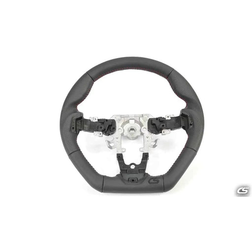 CorkSport 2010-2013 Mazdaspeed 3 Leather Steering Wheel