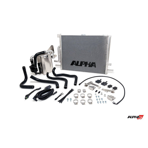 AMS Alpha Performance Audi C7 S6/S7 Turbo Cooler System