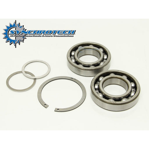 Synchrotech Tapered to Ball Bearing Shim Set - B Series Big Diff-Bearings & Seals-Speed Science