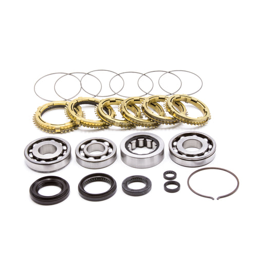 Synchrotech Rebuild Kit - 01-04 DC5/EP3 6 Speed
