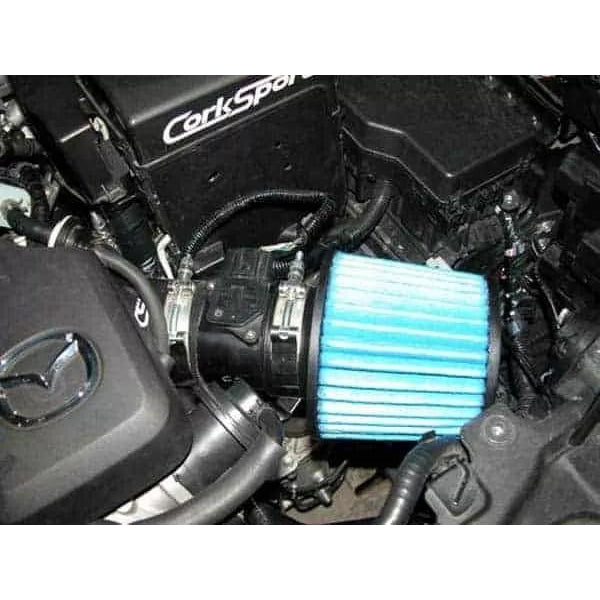 CorkSport Stage I Power Series Short Ram Intake for CX7