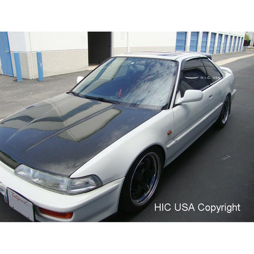 HICUSA Window Visors - DA 2dr