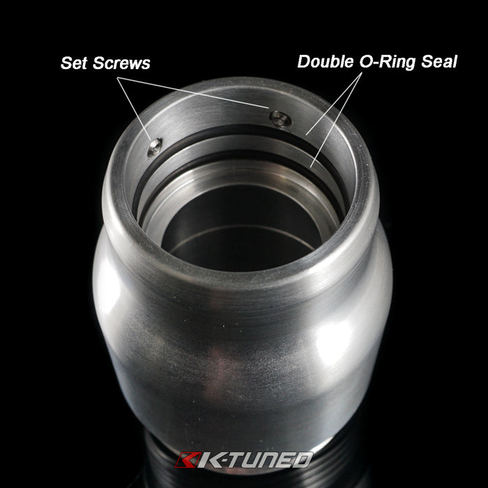K-Tuned Billet S2000 Clutch Master Cylinder Reservoir-Clutch Master & Slave Cylinders-Speed Science