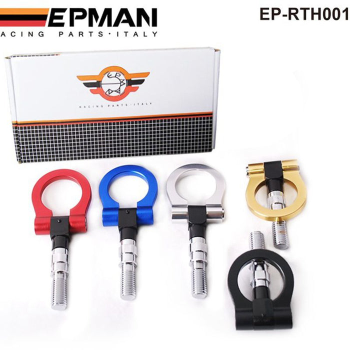 EPMAN Universal Front Tow Hook-Tow Hooks & Straps-Speed Science