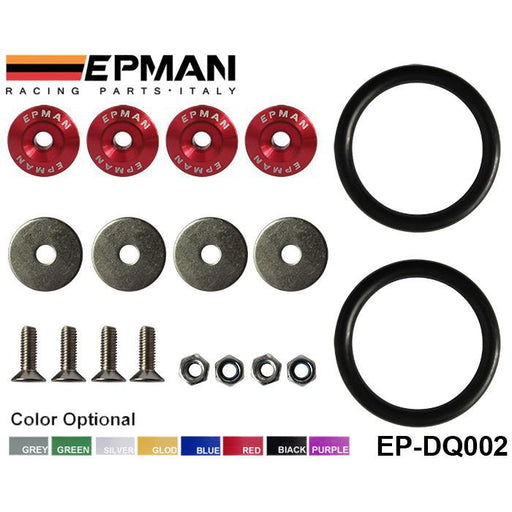 EPMAN Quick Release Bumper Fasteners-Quick Release Panel Fasteners-Speed Science